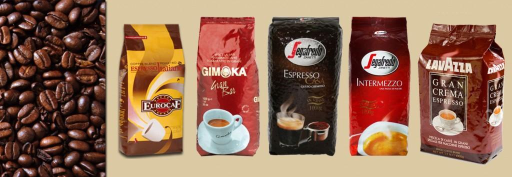 Kávék és instant termékek